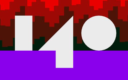 logo du jeu indépendant 140 nommé pour IGF 2013