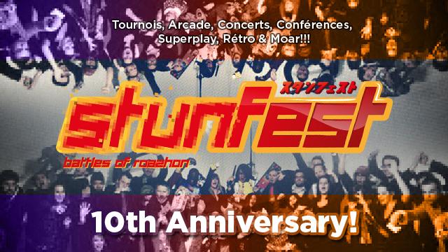 Stunfest 2014 Crowdfunding