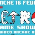 Le Retro Game Show est organisé par les jeunes du GPAS Val d'Ille, à la salle des sports de St Medard sur Ille. Au programme: du rétro (super nes,...