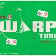 C'est reparti pour une nouvelle soirée WARP TIME cette fois-ci au bar l'Heure du Jeu à Rennes !  Retrouvez à côté des classiques jeux de baston (SSFIV, 2X…) le...