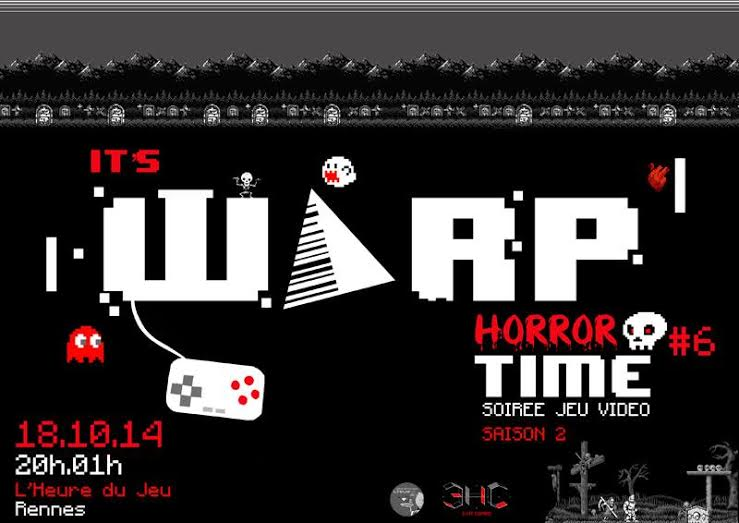 Warp Time - Season 2 ! Horror Time.