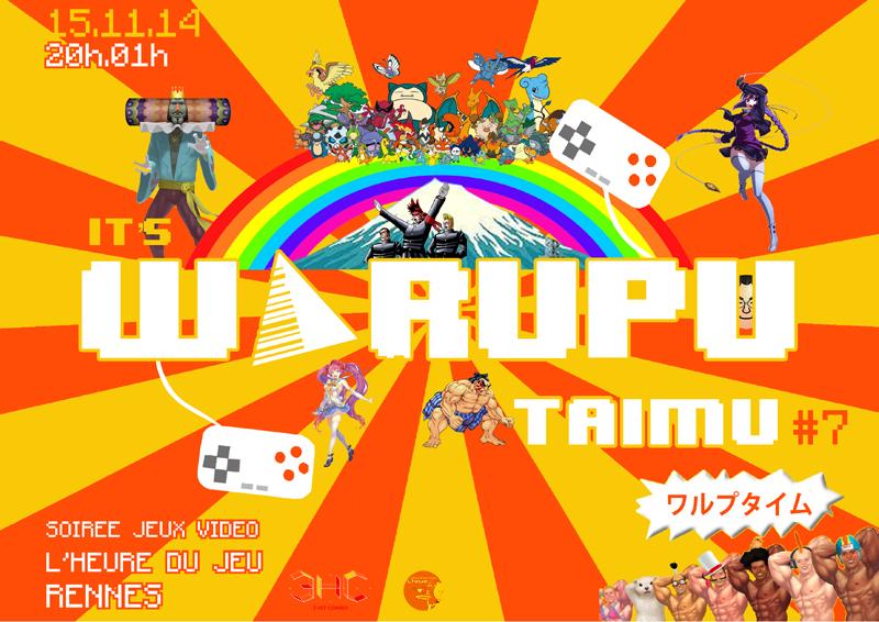 Warp Time 7