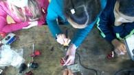 Un atelier à la Ferme de la Harpe avec leurs animateurs a été mis en place du 09 février au 13 février. L'initiative du projet était de sensibiliser le jeune public dans leurs pratiques mais aussi d'élargir leurs connaissances dans le domaine du numérique... soit la construction d'une borne d'arcade.