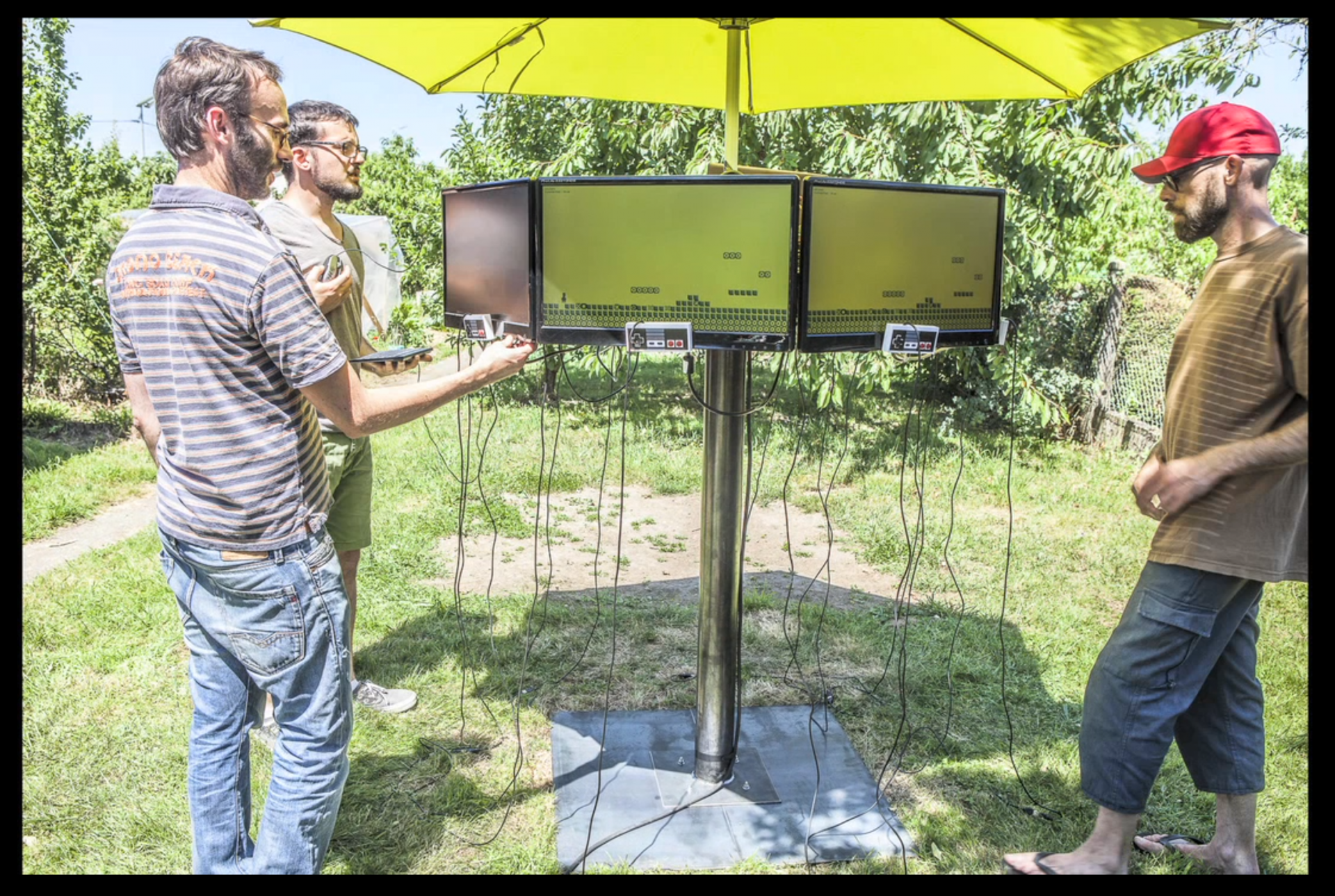 Ouïte, une création PlayFool 2016