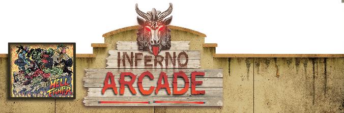 Inferno Arcade Hellfest